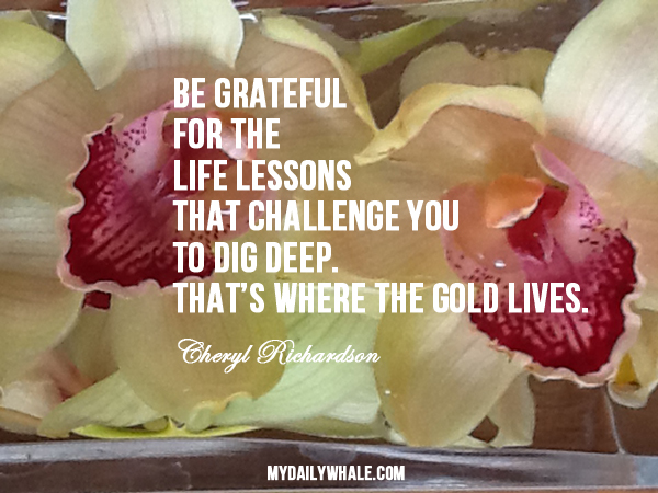 Be grateful for the life lessons that challenge us_small